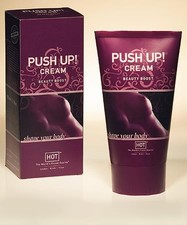 "Kremas ""Hot push up cream, 150ml"""
